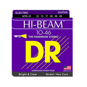 ★딴따라몰★정말빠른배송★ DR HI-BEAM 10-46 / Nickel plated/Hexa core